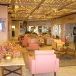 Al Bustan lounge