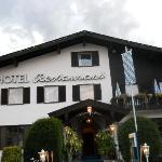 Hotel Resi von der Post Foto