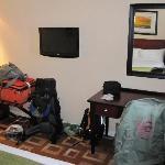 Zimmeransicht mit TV