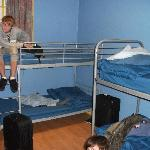Bunkbeds (Apartment 1, room 2)