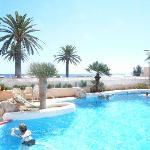 Lavante Park pool