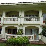 Villa from oustide