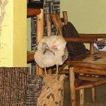 """La salle à manger et """"la poule"""""""