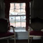 vue fenêtre chambre