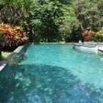 Our infinity pool