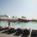 super piscine, chaude l'été