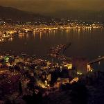 beautiful night in Alanya [view fortress]