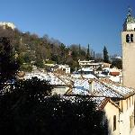Rooftops in Ásolo