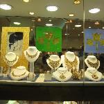 Juwelierladen in der Nähe
