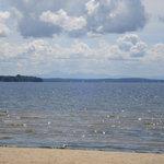 Beautiful Lake Champlain