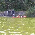 dam at marsh creek
