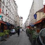 Rue de Seine (Welcome Hotel)