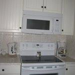 Küche im Aspens