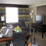 Picture of the suite