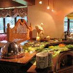 Restaurant  Salad Buffet