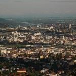 Blick vom Pöstlingberg