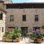 L'ancienne auberge - Façade et terrasse