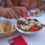 Kalesma Greek salad