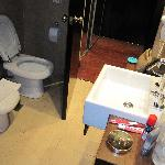 Room 303 - bathroom