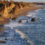One of the 13 Sonoma Coast State Beaches along picturesque Highway 1.