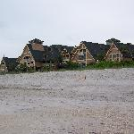 beach view of hotel