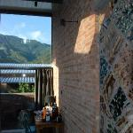 great wall from your room