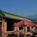resturant and patio