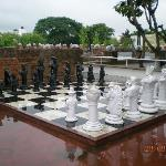 The real Chess board rather battle field...