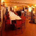 Foto interno ristorante