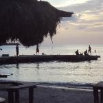 Coconut Beach Restaurant- Near Caribbean Cottages...magical