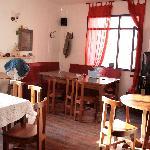 Chillout Raum/ Frühstücksraum Little Wing Hostel Guesthouse
