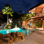 Luxurious and Romantic Katana Villa Vacation Home in Amed, Bali