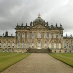 the beautiful Castle Howard, outside York