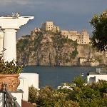 Aragonese Castle view
