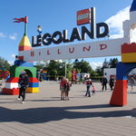 A great day at Legoland