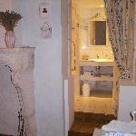 vue sur une salle de bains