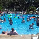 fiesta sahara pool