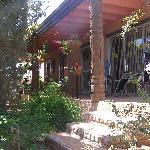San Blas porch