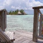 walk to the next island