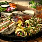 Catering Wrap and Sandwich Tray