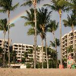 Rainbow over Alii