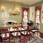 he formal dining room, breakfast is served 7 to 10 am