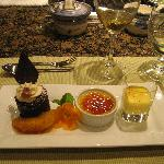Chef''s Table Desert Course - YUM!
