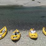 Kayaking the Espolon