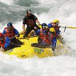 Rafting The Fu with H2O PATAGONIA