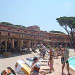 l'hotel dalle piscine