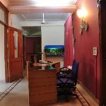 Atithi Devo Bhava-Reception Area