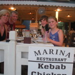 The Marina Restaurant