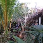 jardin  kin ha pueblo
