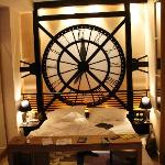Musee d'Orsay room